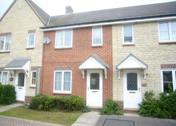 Thumbnail 2 bed terraced house to rent in Corncrake Way, Bicester