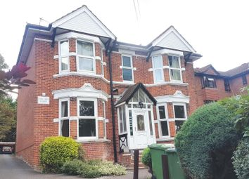 Thumbnail 2 bed flat to rent in Whitworth Crescent, Southampton