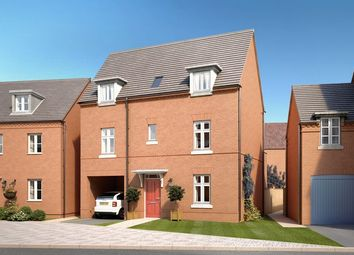 Thumbnail 4 bed terraced house for sale in The Village, Wedgwood Park, Barlaston