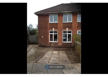 Thumbnail 1 bed flat to rent in Pennard Grove, Birmingham