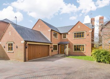 Thumbnail 5 bed detached house for sale in West Drive, Leek