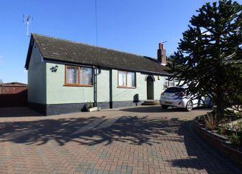 Thumbnail 3 bedroom bungalow for sale in Gorleston Road, Oulton, Lowestoft