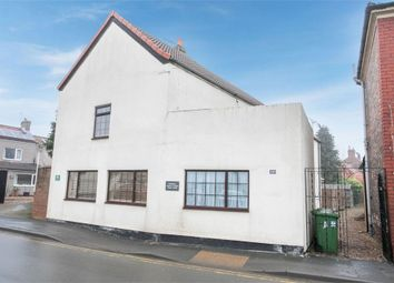 Thumbnail 4 bed detached house for sale in High Street, Crowle, Scunthorpe, Lincolnshire