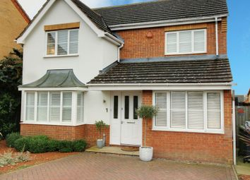 Thumbnail 4 bedroom property for sale in Markham Road, Cheshunt, Waltham Cross
