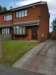 Thumbnail 2 bedroom semi-detached house for sale in Mortimer Street, Oldham