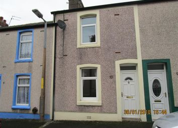 Thumbnail 2 bed terraced house to rent in Beach Street, Workington, Cumbia