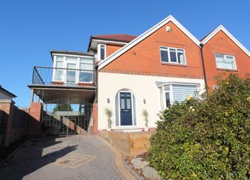Thumbnail 3 bed semi-detached house for sale in Normoss Road, Staining, Blackpool