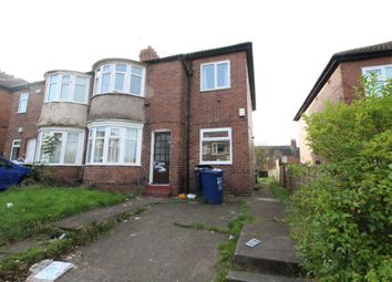 Thumbnail 2 bedroom flat for sale in Swinley Gardens, Newcastle Upon Tyne