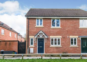 Thumbnail 3 bed end terrace house for sale in Massey Road, Tiverton