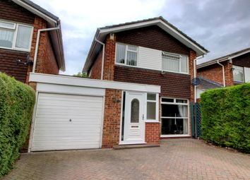 Thumbnail 3 bed detached house for sale in Stoneywood Road, Walsgrave On Sowe, Coventry