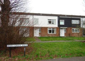 Thumbnail 3 bed terraced house for sale in Mary Green Walk, Canterbury, Kent, United Kingdom