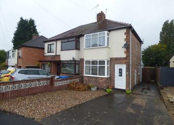 Thumbnail 2 bedroom semi-detached house for sale in Aylesbury Avenue, Chaddesden, Derby, Derbyshire