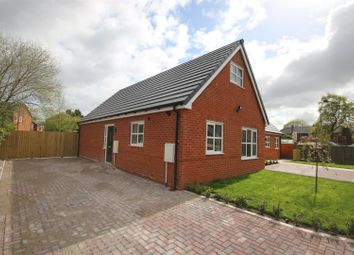 Thumbnail 3 bedroom semi-detached bungalow for sale in Leinster Road, Swinton, Manchester