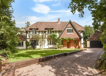 Thumbnail 4 bed detached house for sale in Old Bath Road, Sonning