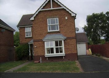 Thumbnail 3 bed detached house for sale in Sulgrave Close, Dudley