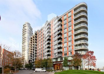 Thumbnail 1 bed flat for sale in New Providence Wharf, Fairmont Avenue, London