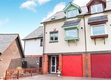 Thumbnail 3 bed terraced house for sale in Riverside Close, Bideford