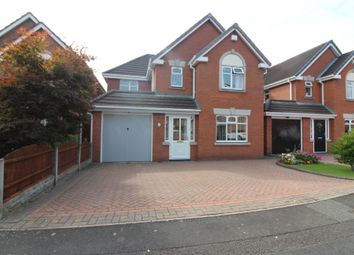 Thumbnail 4 bed detached house for sale in Walkers Fold, Willenhall