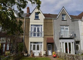 Thumbnail 5 bedroom terraced house for sale in The Promenade, Swansea