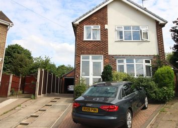 Thumbnail 4 bed detached house for sale in Moorland Avenue, Stapleford, Nottingham