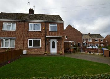 Thumbnail 3 bed semi-detached house for sale in Lambwath Villas, Skirlaugh, East Yorkshire