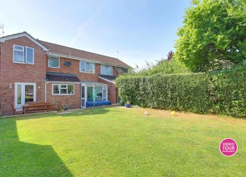 4 bed semi-detached house for sale in Merrythorn Road, Fremington, Barnstaple EX31