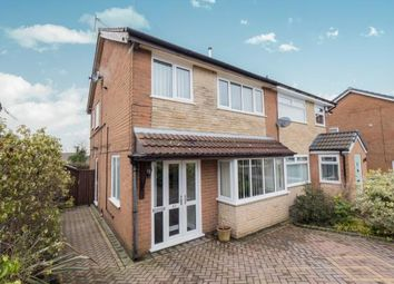 Thumbnail 3 bed semi-detached house for sale in Broadhill Road, Stalybridge, Greater Manchester