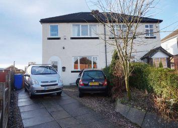 Thumbnail 3 bedroom semi-detached house for sale in Albert Avenue, Longton, Stoke-On-Trent