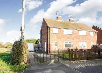 Thumbnail 3 bed semi-detached house for sale in Coxs Lane, Mansfield Woodhouse, Mansfield, Nottinghamshire