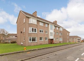 Thumbnail 2 bed flat for sale in Overton Crescent, West Kilbride, North Ayrshire, Scotland