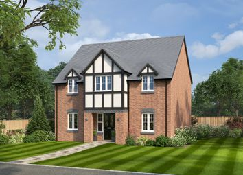 Thumbnail 4 bed detached house for sale in Ledbury Road, Ross-On-Wye, Herefordshire