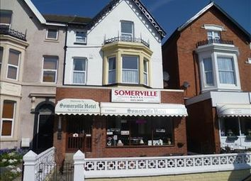 Thumbnail Hotel/guest house for sale in Somerville Hotel, 72 Station Road, Blackpool, Lancashire