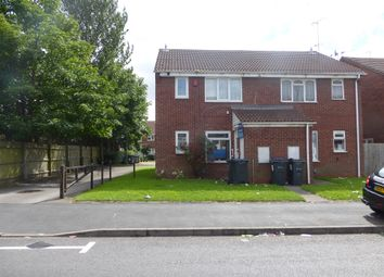 Thumbnail 1 bedroom flat for sale in Glovers Road, Small Heath, Birmingham