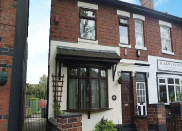 Thumbnail 2 bed semi-detached house for sale in Belgrave Road, Dresden, Stoke-On-Trent, Staffordshire