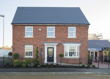 "Thumbnail 4 bed detached house for sale in ""Avondale"" at Stevens Court, Wellingborough Road, Earls Barton, Northampton"