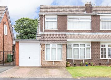 Thumbnail 3 bed semi-detached house for sale in Harris Road, Standish, Wigan