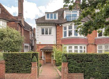 Thumbnail 3 bedroom flat for sale in Oakhill Avenue, Hampstead, London