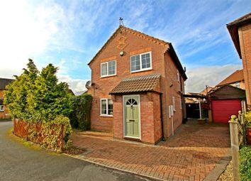Thumbnail 4 bed detached house for sale in 11 Millside, Norton, Malton