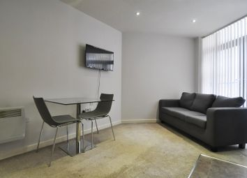 Thumbnail 1 bedroom flat to rent in Grattan Road, City Centre, Bradford