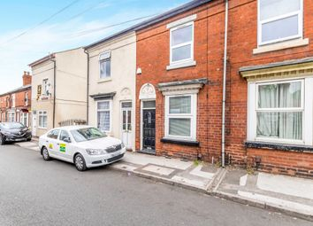 Thumbnail 4 bed terraced house for sale in Weston Street, Walsall
