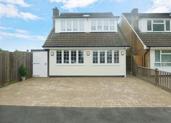 Thumbnail 4 bed detached house to rent in Viking Way, Pilgrims Hatch, Brentwood
