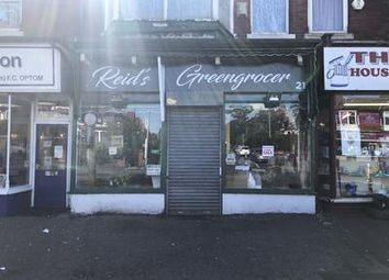 Thumbnail Retail premises to let in 21, Whitegate Drive, Blackpool, Lancashire