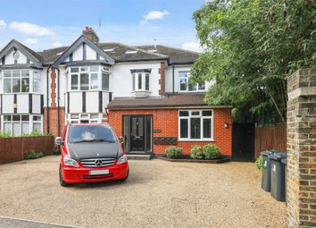 Thumbnail 3 bed flat for sale in Twyford Crescent, London