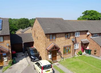 Thumbnail 3 bed semi-detached house for sale in Abrahams Road, Pease Pottage, Crawley