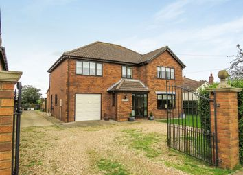 Thumbnail 5 bed detached house for sale in Northgate, Pinchbeck, Spalding