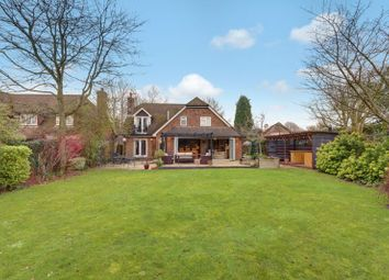 Timsbury, Near Romsey, Hampshire SO51. 5 bed detached house for sale