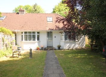 Thumbnail 3 bed semi-detached bungalow for sale in High Street, Findon Village