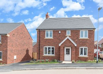 Thumbnail 4 bedroom detached house for sale in Derby Road, Hathern, Loughborough