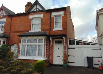 Thumbnail 3 bed property for sale in Russell Road, Hall Green, Birmingham