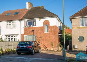 Thumbnail 3 bedroom semi-detached house for sale in Brookfield Avenue, Mill Hill, London